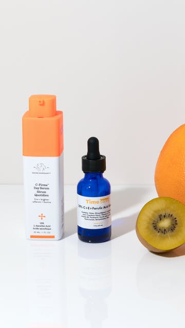 Drunk Elephant C-Firma Day Serum, Timeless 20% C+ E + Ferulic Acid Serum, Vitamine C