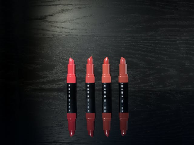 Bobbi Brown Crushed Lip Color lipsticks