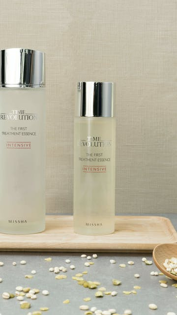 Missha Time Revolution First Treatment Essence Intensive
