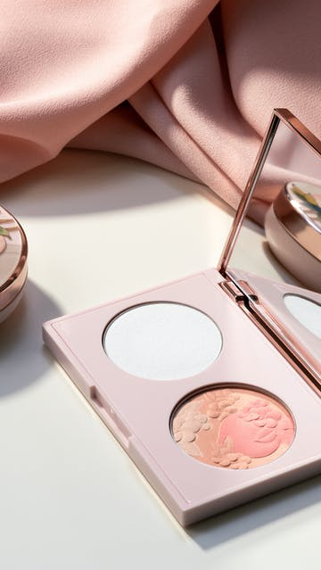 Sulwhasoo Peach Blossom Spring Utopia 2018 collection: Sulwhasoo Perfecting Cushion EX, Makeup Multi Kit