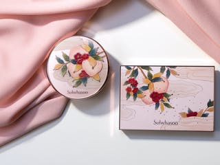 New in: the Sulwhasoo's Peach Blossom Spring Utopia collection