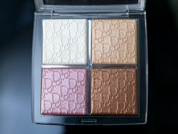 Dior Backstage collection Summer 2018: Glow Face Palette 001