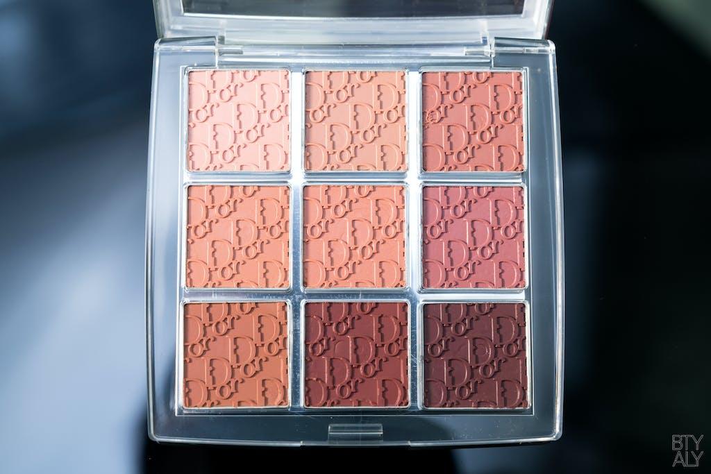 Dior Backstage collection Summer 2018: Lip Palette 001