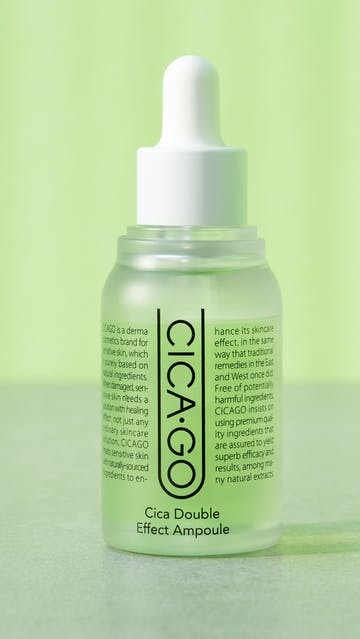 Cicago Cica Double Effect Ampoule