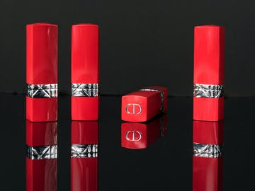 Rouge Dior Ultra Rouge Lipsticks 555, 641, 763, 999