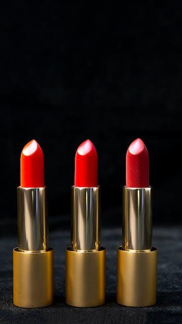 Lisa Eldridge Plush True Velvet Lipstick Colour: Velvet Morning, Velvet Ribbon, Velvet Jazz