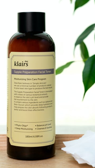 Dear, Klairs Supple Preparation Facial Toner