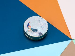 Mini-review: Missha Cho Gong Jin Cream Foundation Compact (Sweet Flower collection 2019)