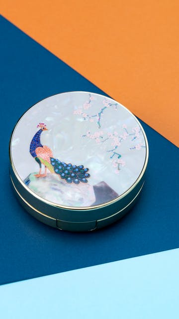 Missha Cho Gong Jin Cream Foundation Compact Sweet Flower collection (limited edition 2019)