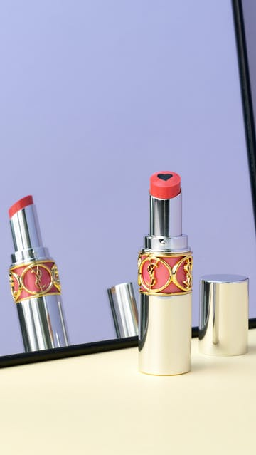 YSL Rouge Volupté Plump In Color Plumping Lip Balm Mad Nude