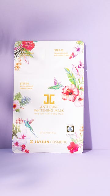 Jay Jun Cosmetics Anti Dust Whitening Mask
