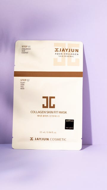 Jay Jun Cosmetics Collagen Skin Fit Mask