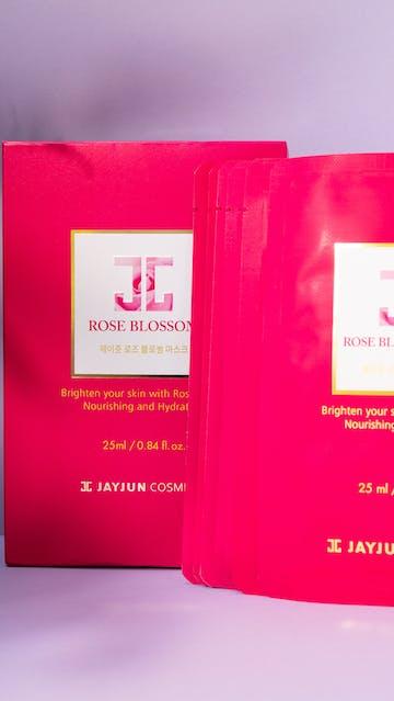 Jay Jun Cosmetics Rose Blossom Mask
