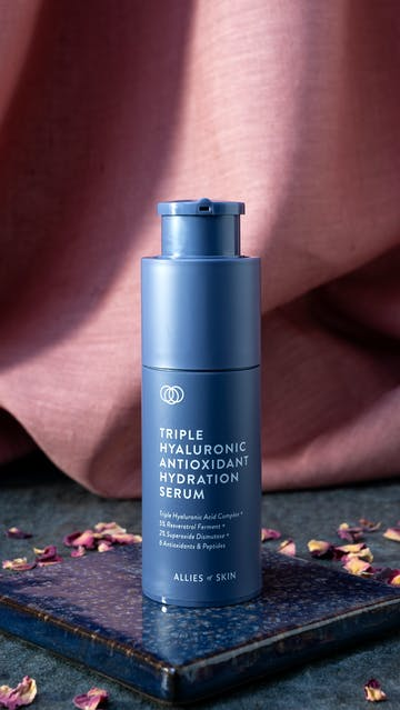Allies Of Skin Triple Hyaluronic Antioxidant Hydration Serum