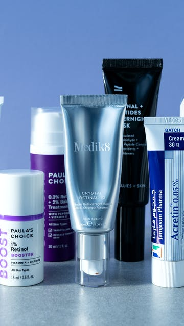 Focus on Retinol: Shani Darden, A313, Paula's Choice, Medik8, Allies Of Skin