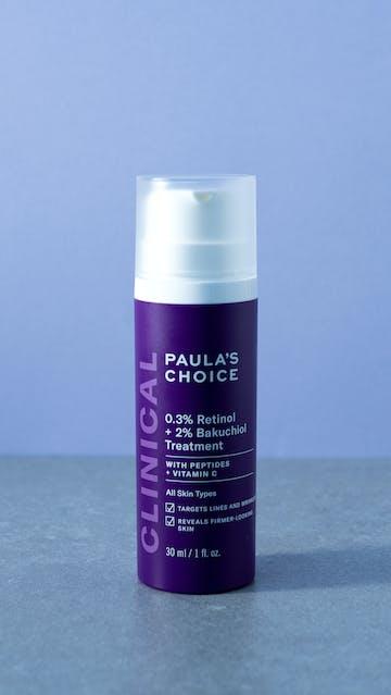 Paula's Choice 0.3% Retinol + 2% Bakuchiol Treatment