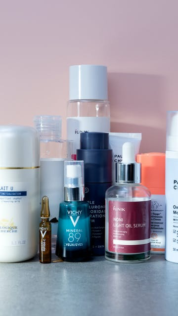Morning Skincare Routine March 2020