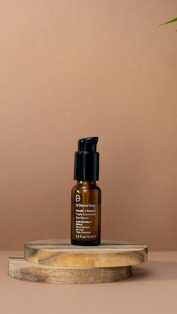 Dr. Dennis Gross Ferulic + Retinol Triple Correction Eye Serum