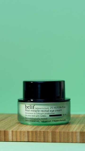 Belif Peat Miracle Eye Cream