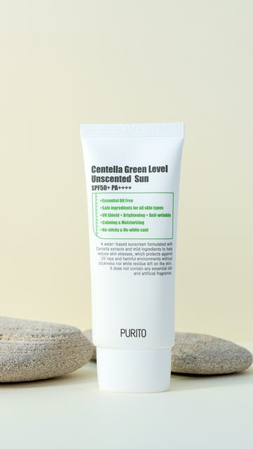 Purito Centella Green Level Unscented Sun Sunscreen