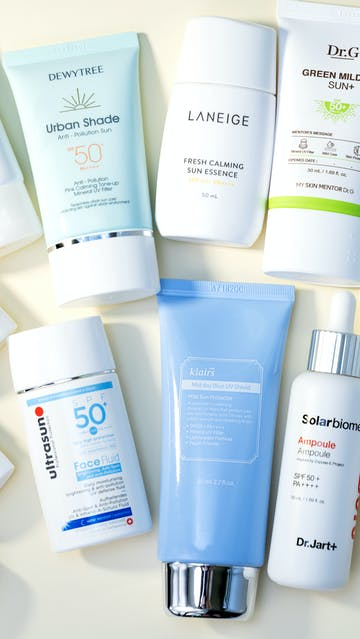 Face Sunscreen Guide 2020