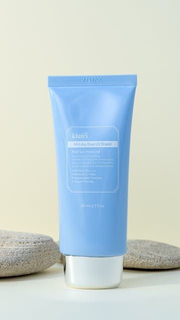 Klairs Mid day Blue UV Shield Sunscreen
