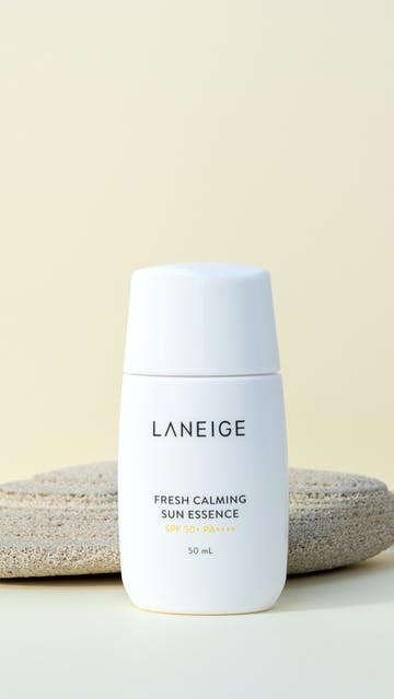 Laneige Fresh Calming Sun Essence Sunscreen