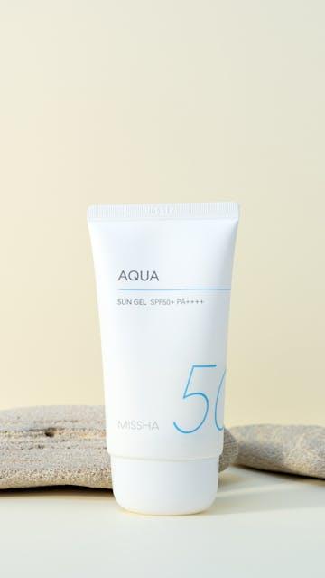 Missha Aqua Sun Gel Sunscreen