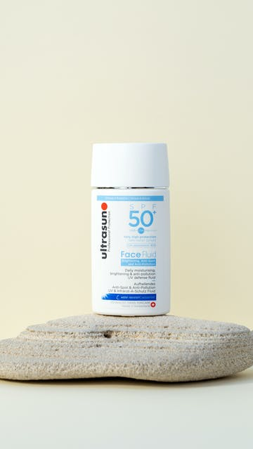 Ultrasun Face Fluid Sunscreen