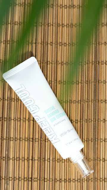 Keep Cool Soothe Bamboo Sun Essence