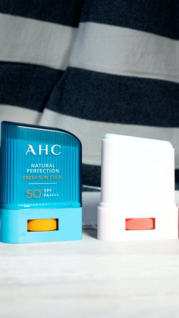 AHC Natural Perfection Sun Sticks