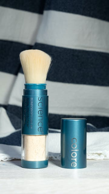 Colorescience Sunforgettable Mineral SPF50 Sunscreen Brush