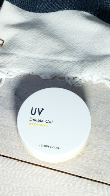 Etude House UV Double Cut Sun Cushion
