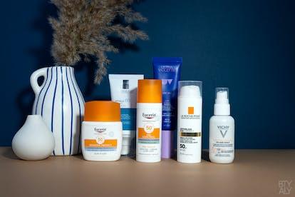 Face Sunscreen Guide 2021 European Australian Sunscreens
