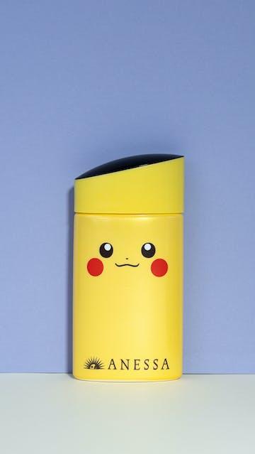 Shiseido Anessa Perfect UV Skin Care Milk SPF50+ PA ++++ Pikachu (limited edition)