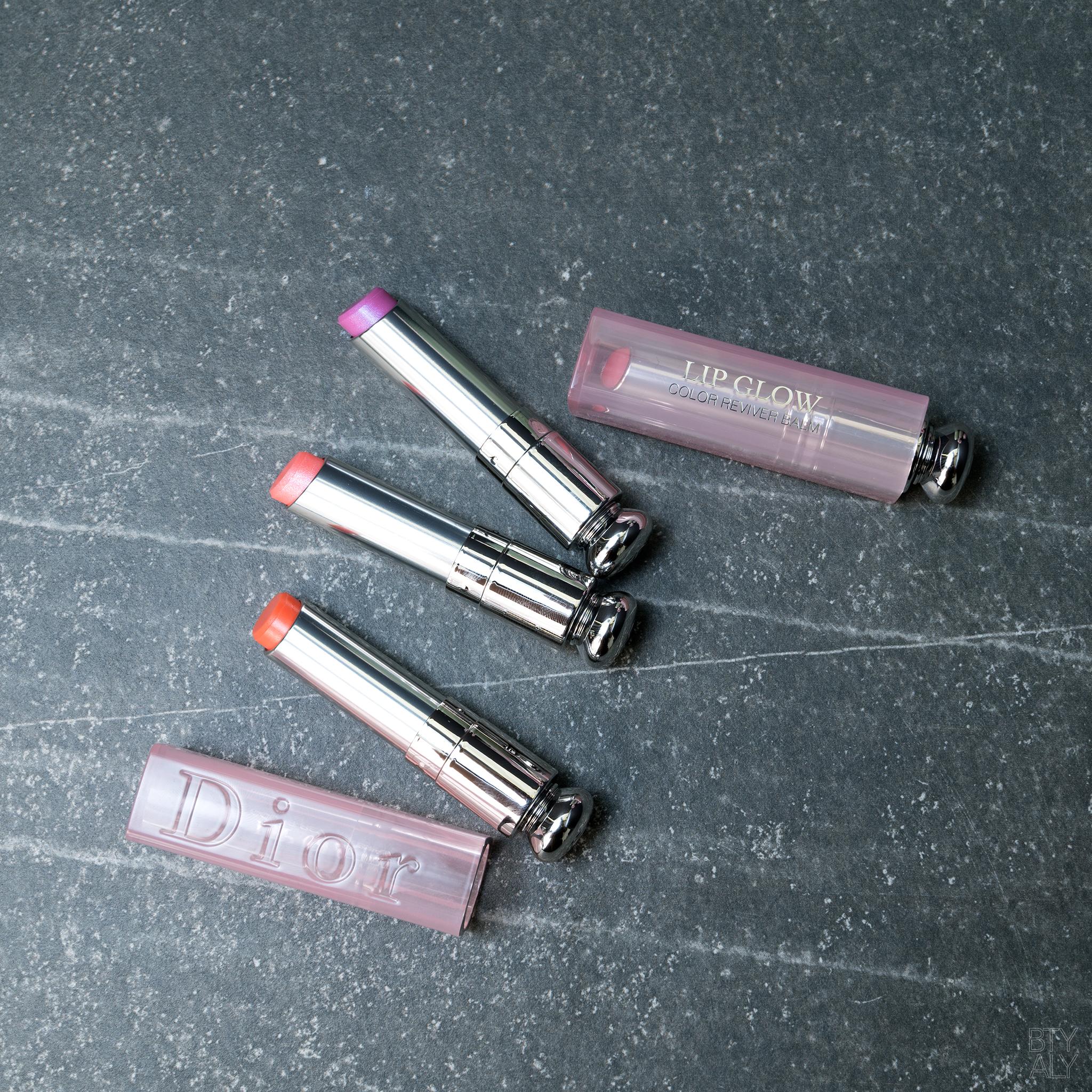 Dior Addict Lip Glow lip balms