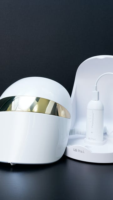 LG Pra.L LED Mask