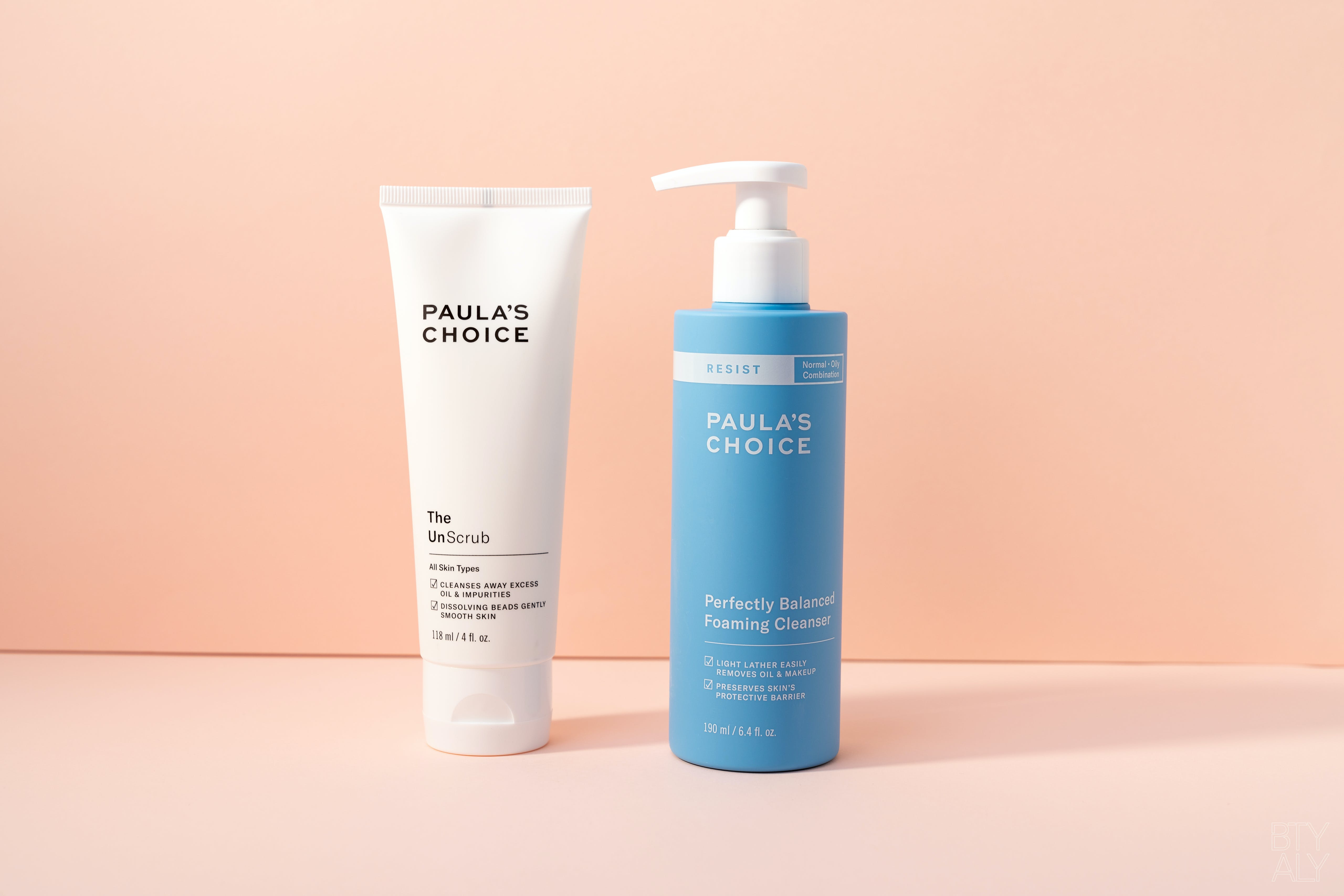 Paula's Choice The UnScrub, Perfectly Balanced Foaming Cleanser