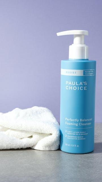 Paula's Choice Perfectly Balanced Foaming Cleanser