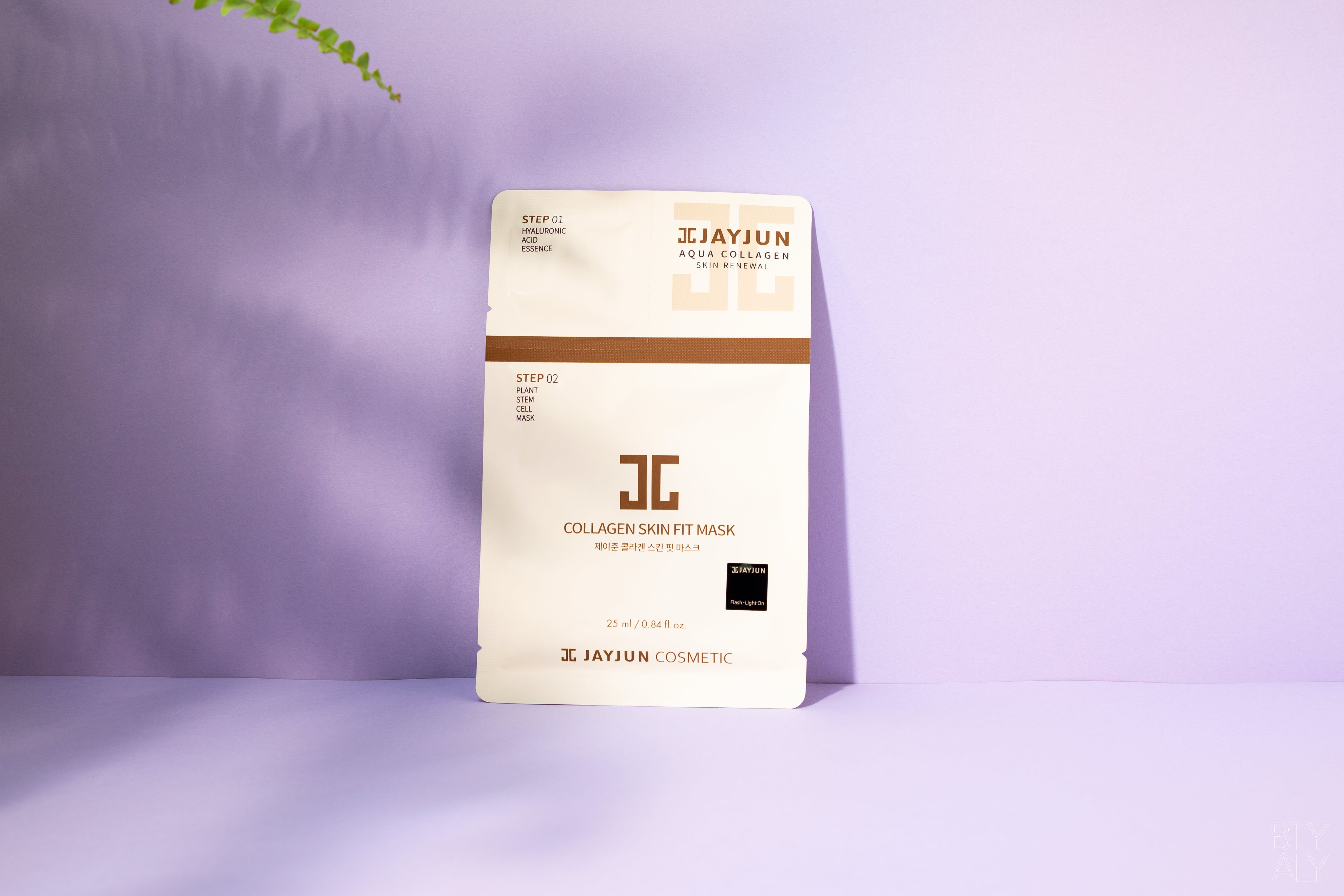 Jay Jun Cosmetics Collagen Skin Fit Mask
