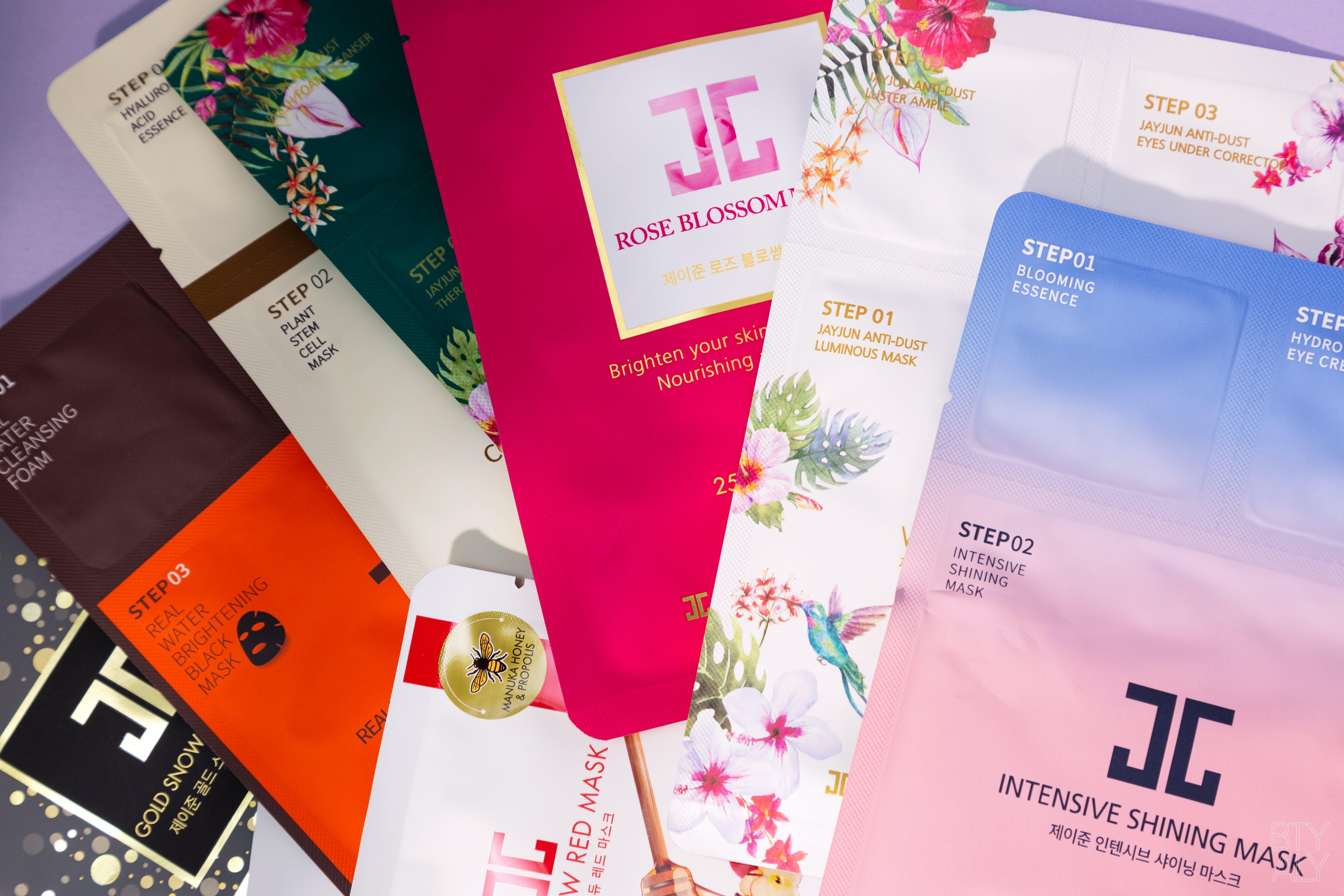Jay Jun Cosmetics Sheet Masks