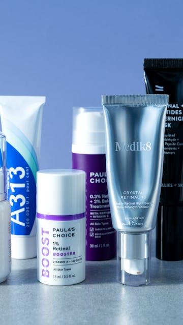 Focus sur le Rétinol: Shani Darden, A313, Paula's Choice, Medik8, Allies Of Skin